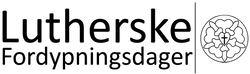 Logo for Lutheran Study Days