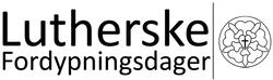 Logo for Lutherske fordypningsdager